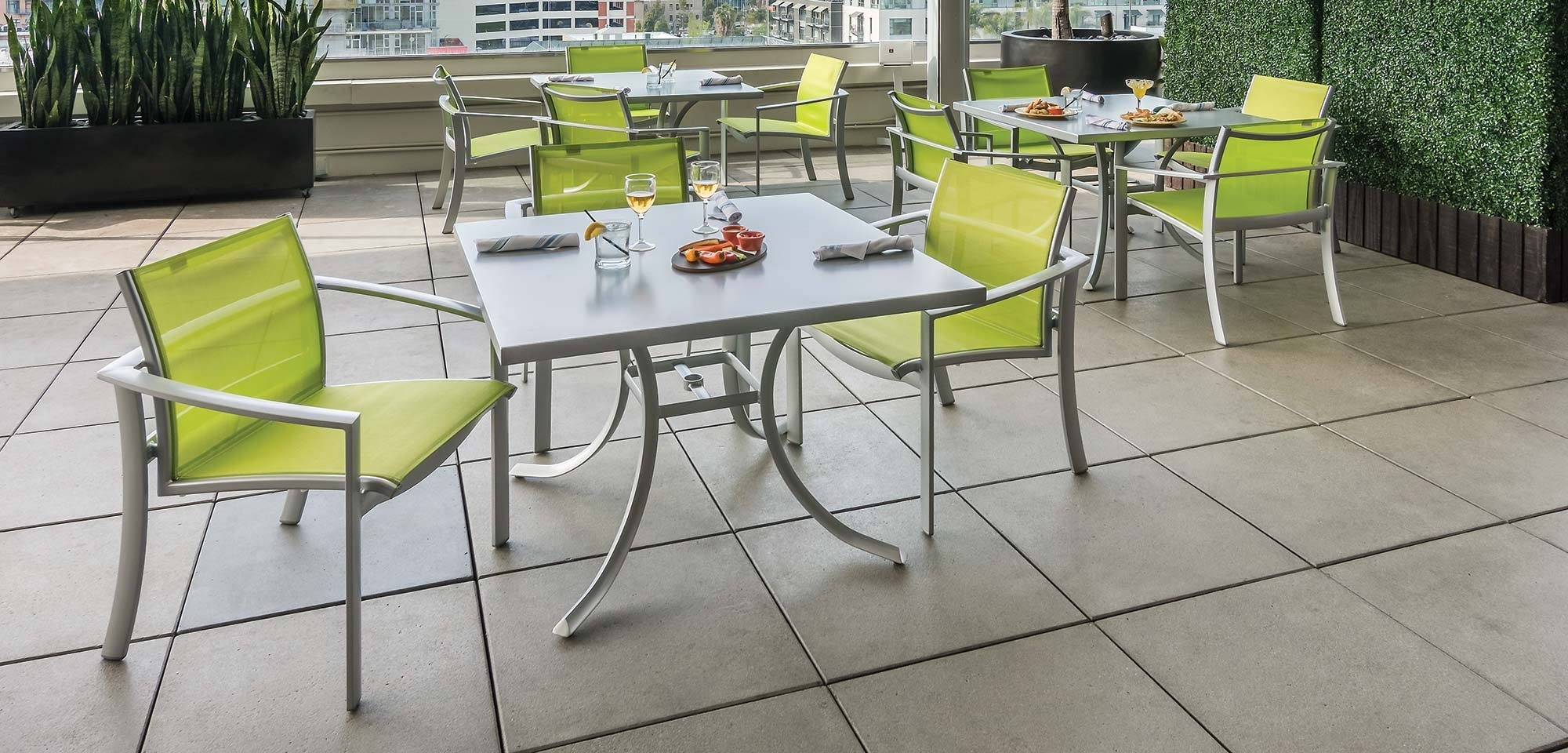 Current Nfm Patio Conversation Sets Intended For Commercial Outdoor Furniture (View 3 of 20)
