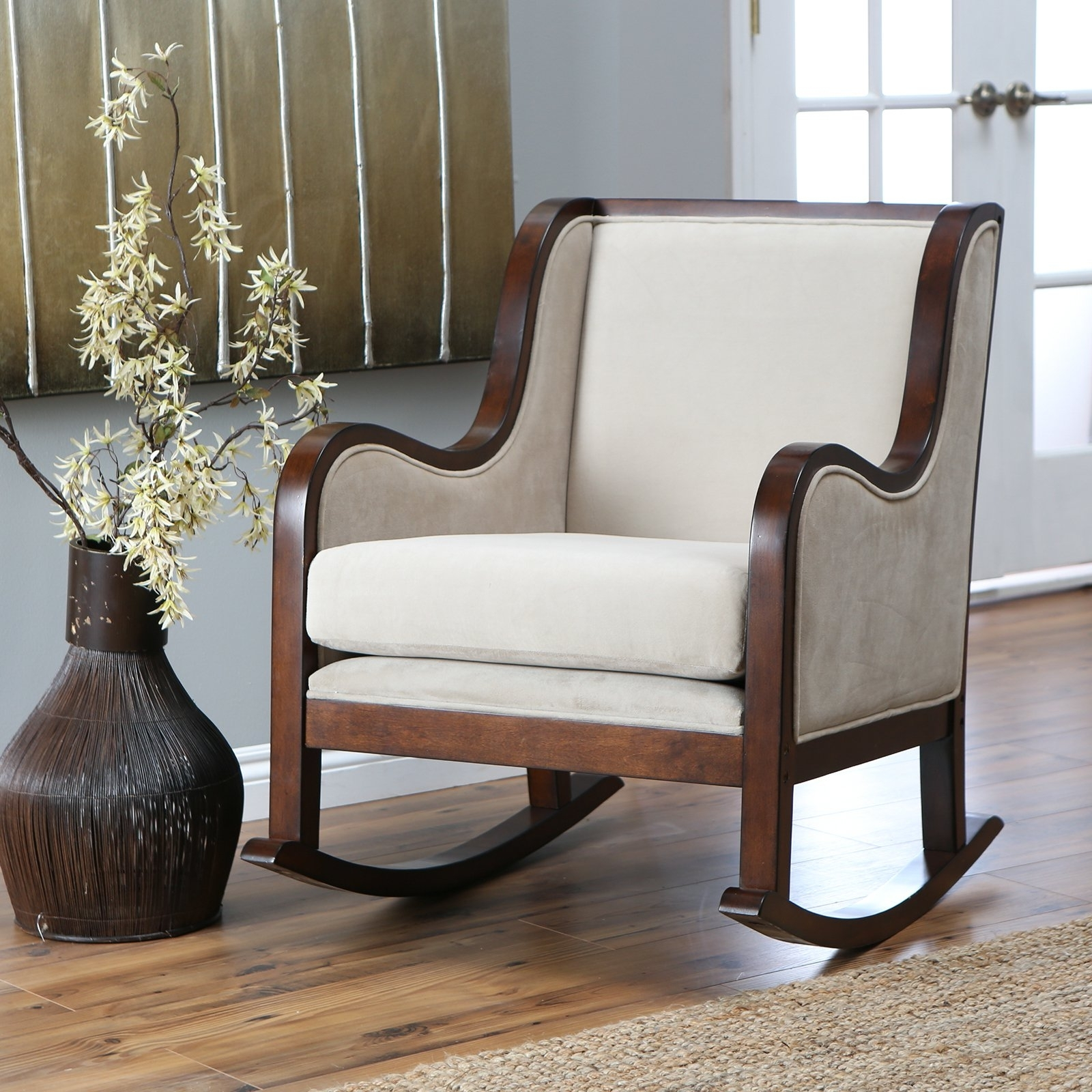 Current Small Swivel Club Chair – Kevinjohnsonformayor With Rocking Chairs For Small Spaces (View 10 of 20)