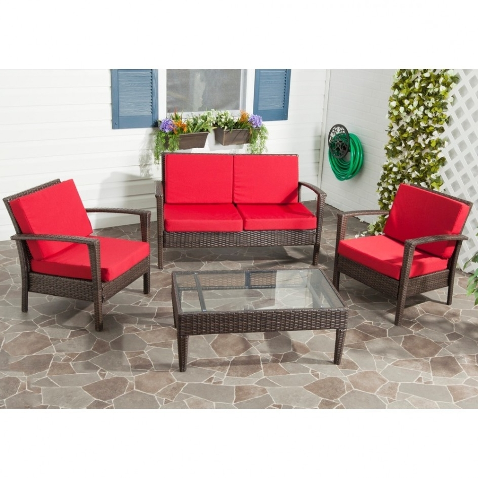 Cushion : Patio Furniture Seat Cushions Pinterest Chairs Clearance For Newest Patio Conversation Sets With Cushions (View 20 of 20)