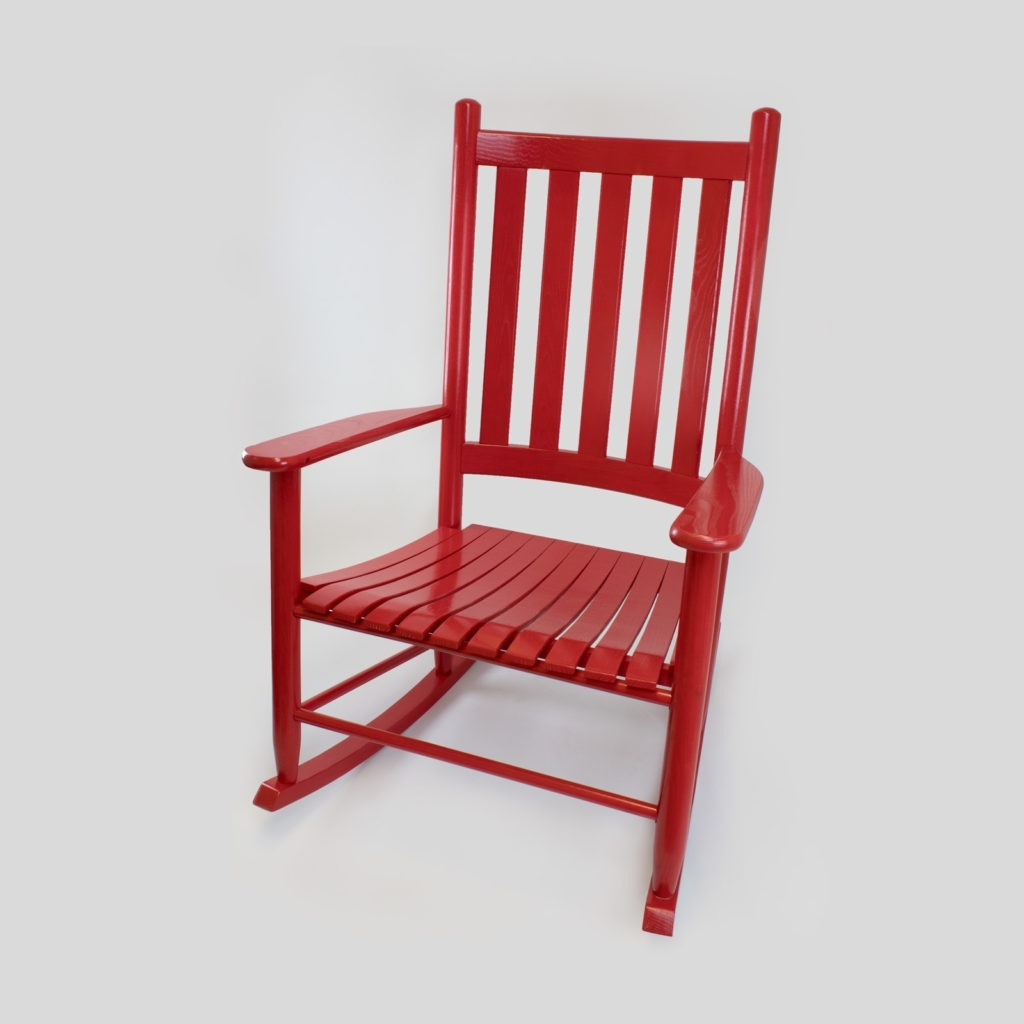 Dixie Seating – American Made Wood Furniture Regarding Well Known Rocking Chairs At Cracker Barrel (View 20 of 20)