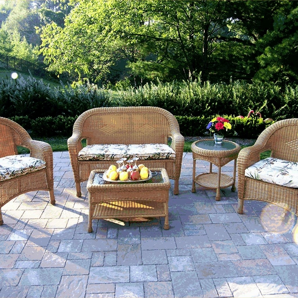 Dot Patio Conversation Sets Pertaining To Most Popular Furniture:elegant Hampton Bay Clearance Patio Furniture Also Patio (View 5 of 20)