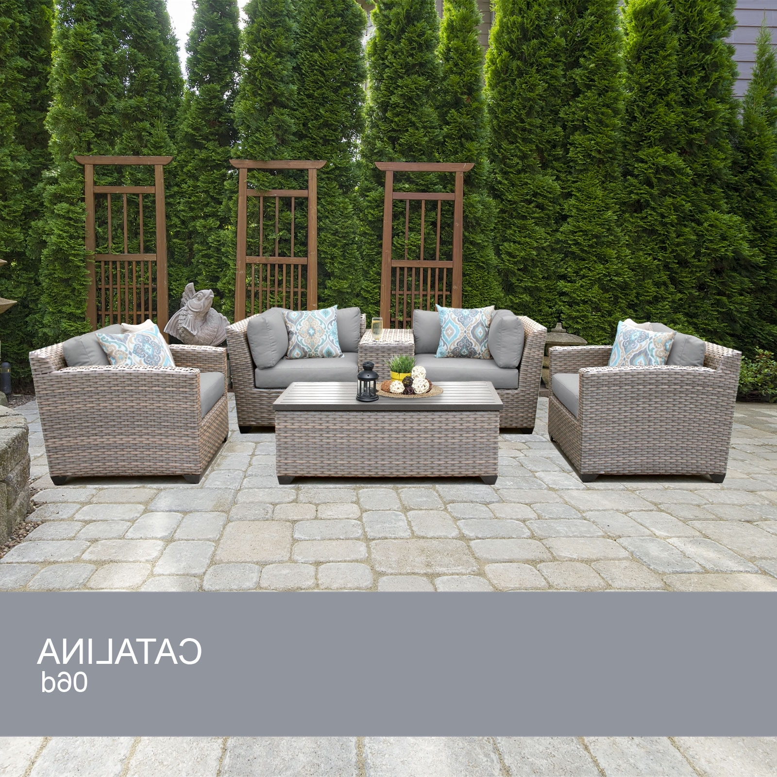 Ebay Patio Conversation Sets Throughout 2019 Resin Wicker Patio Furniture – Airavata (View 5 of 20)