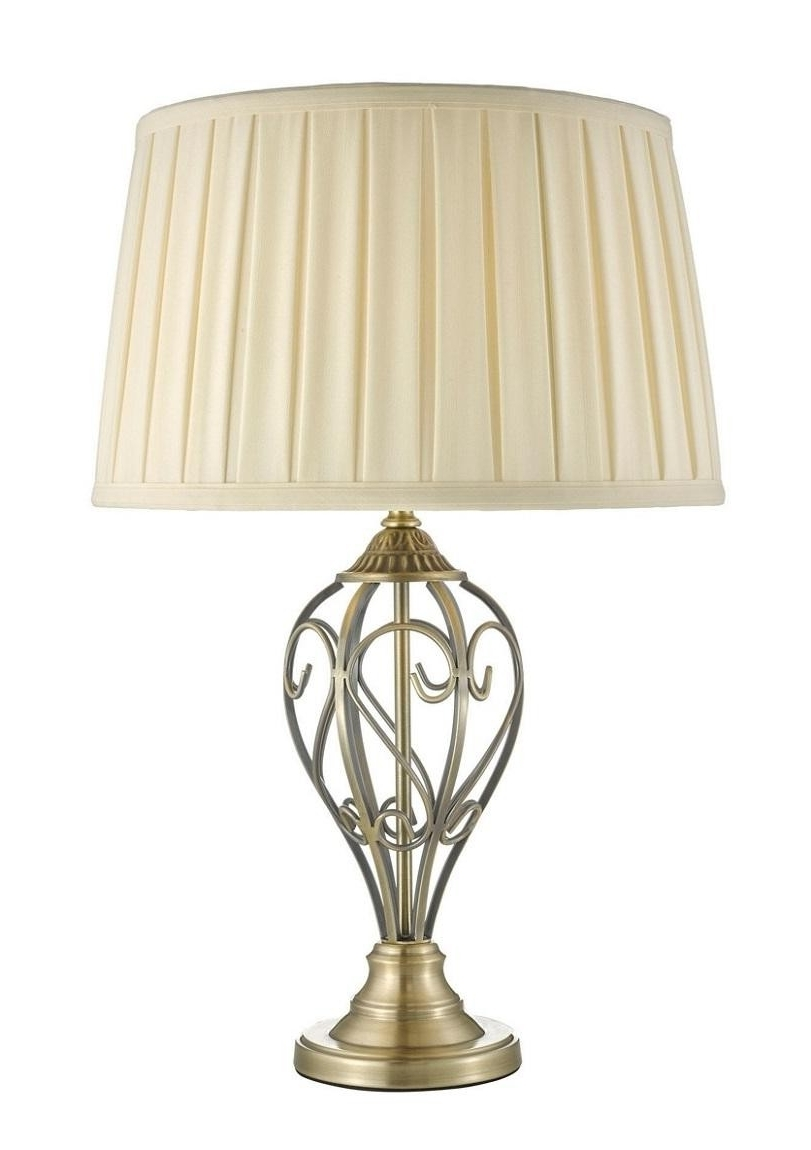 Electrical Deals With 2018 Debenhams Table Lamps For Living Room (Gallery 6 of 20)