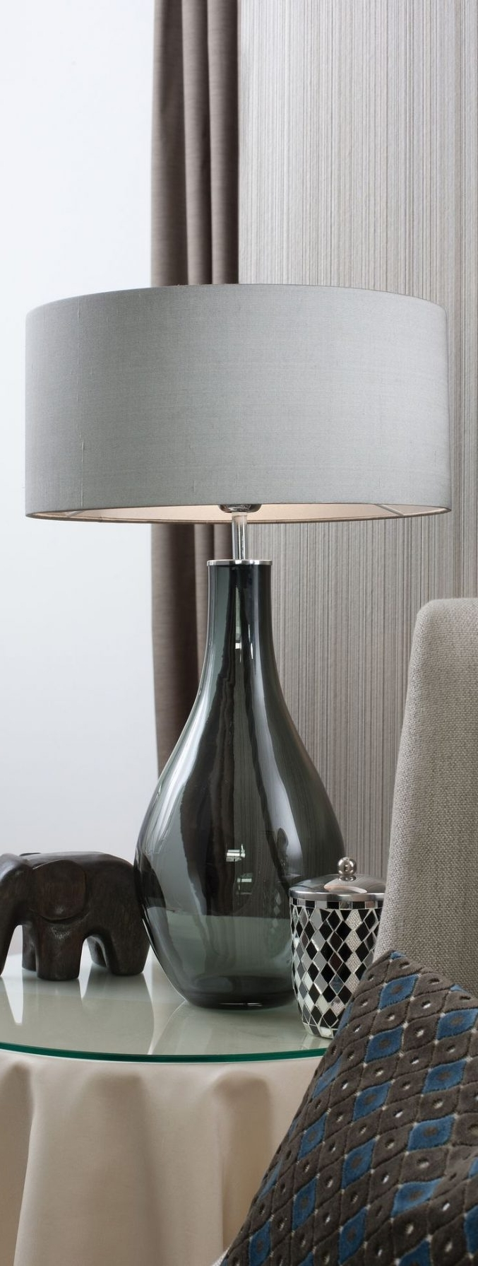 End Tables : Unbelievable Floor Lamps Decorative For Living Room For Most Popular Pink Table Lamps For Living Room (View 12 of 20)