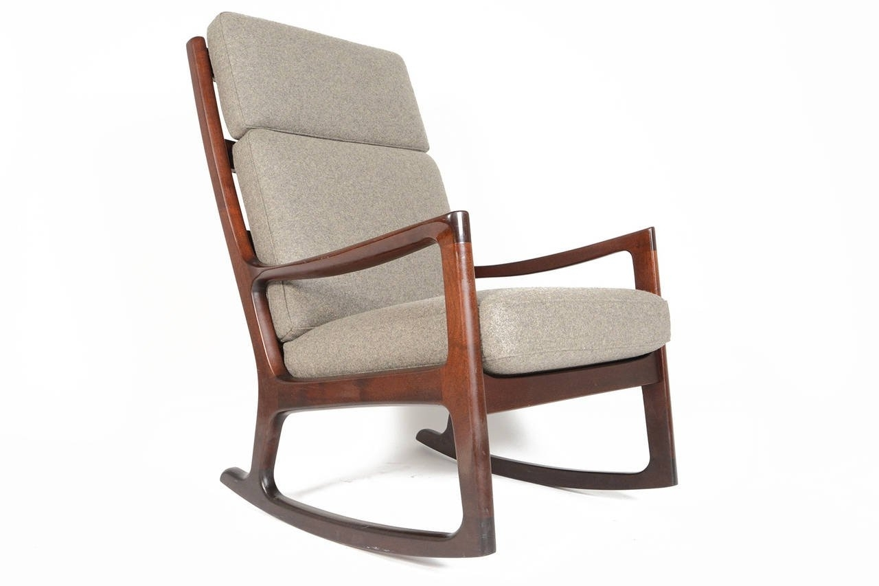 Fabulous High Back Rocking Chair About Remodel Quality Furniture In Latest High Back Rocking Chairs (View 7 of 20)