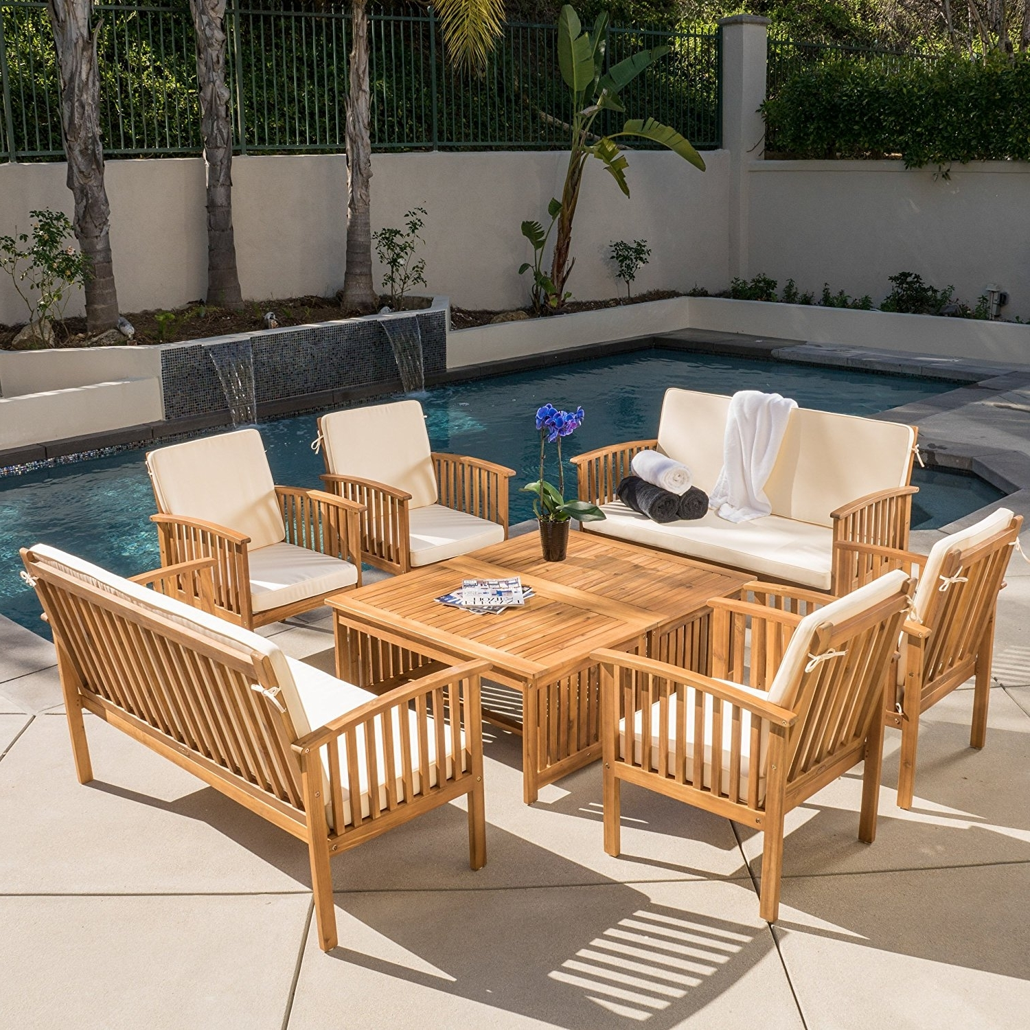 Famous Amazon Patio Furniture Conversation Sets Pertaining To Patio : Cheap Garden Furniture Popular Outdoor Furniture Near Me (View 7 of 20)