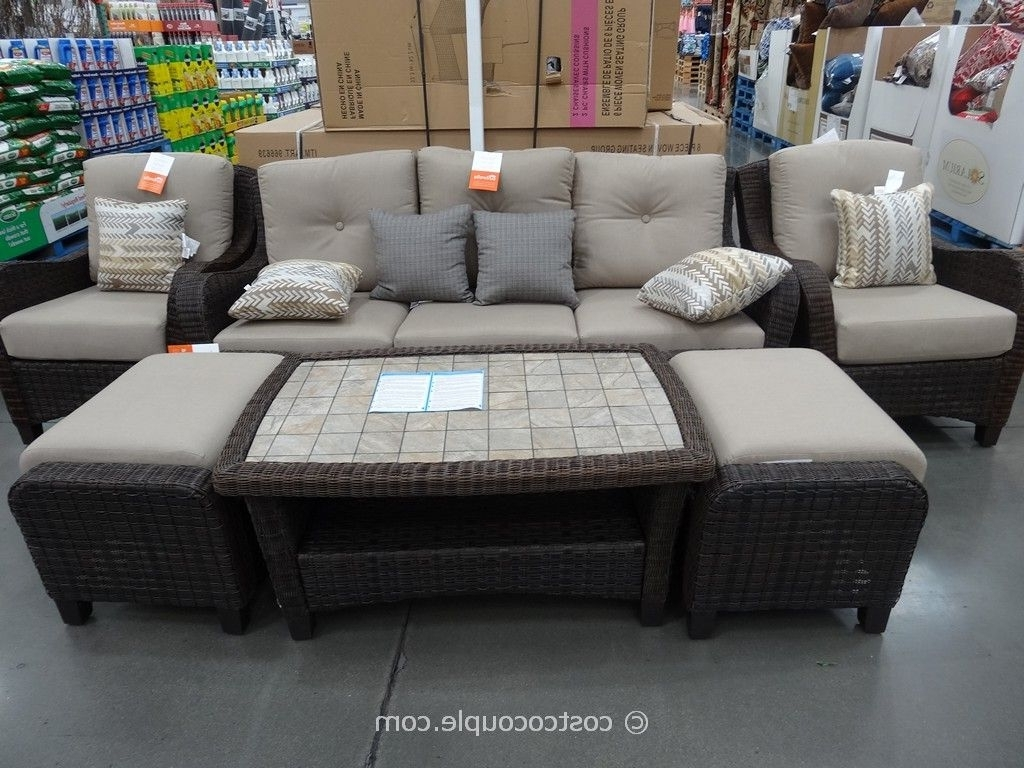 Displaying Gallery of Costco Patio Conversation Sets (View 11 of 11