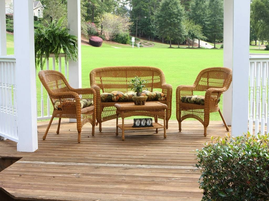 Famous Ikea Outdoor Conversation Set Rattan Chair Patio Wicker Furniture Intended For Ikea Patio Conversation Sets (View 4 of 20)