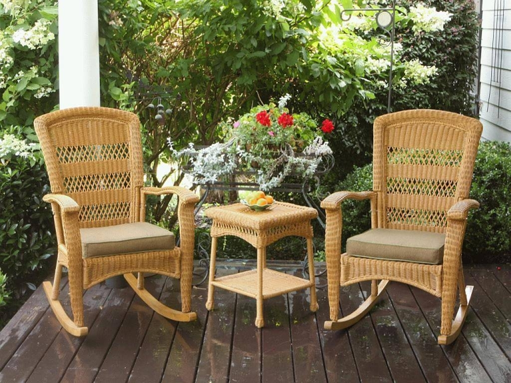 Famous Indoor Wicker Rocking Chair – Chair And Table Ideas With Regard To Indoor Wicker Rocking Chairs (View 8 of 20)