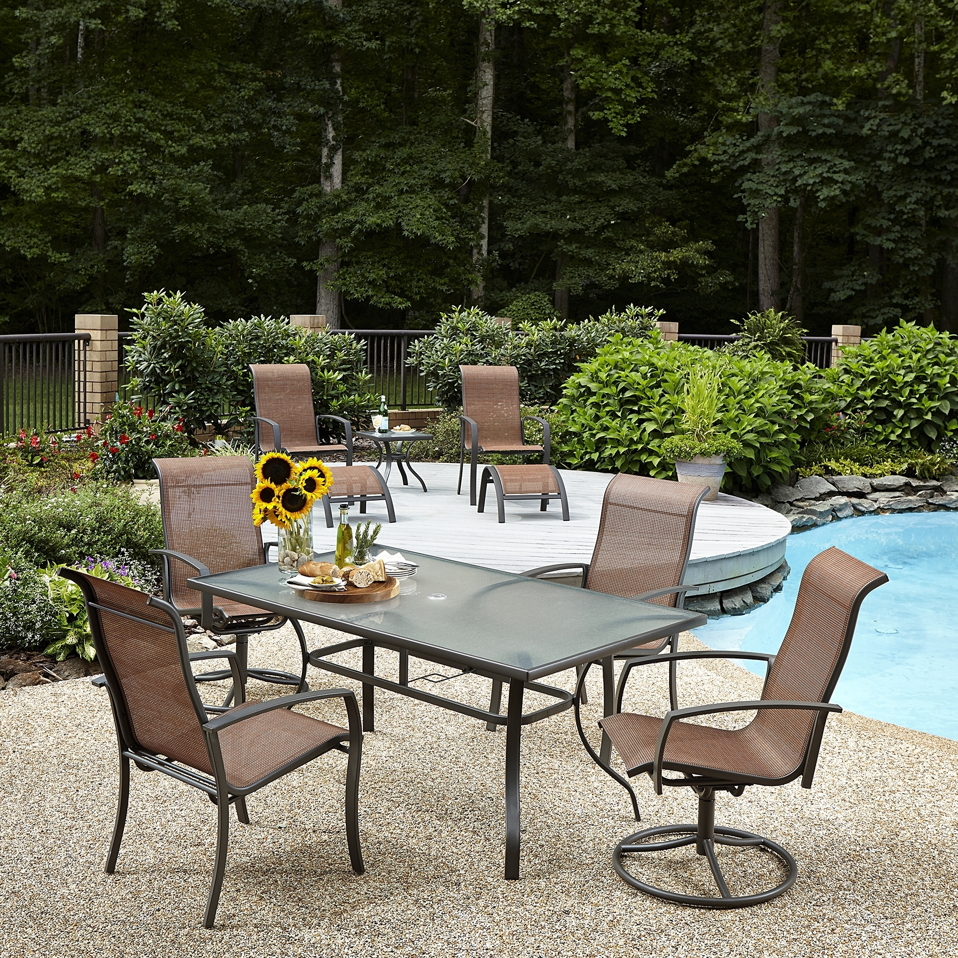 Famous Martha Stewart Conversation Patio Sets With Patio : Imposing Martha Stewart Patio Furniture Pictures Ideas (View 4 of 20)