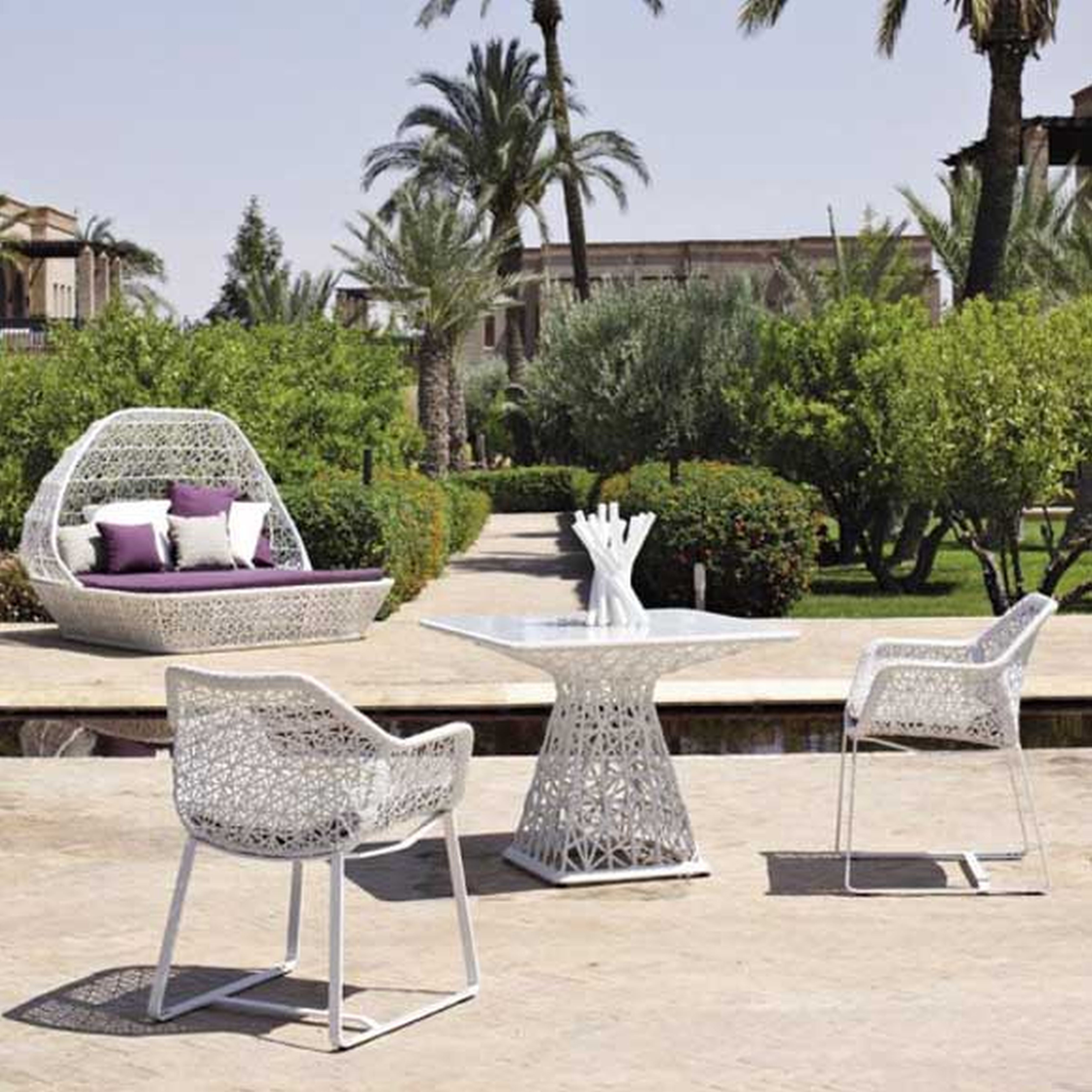 Famous Modern Patio Conversation Sets In Chair : High Back Patio Chairs Best Of Patio Furniture Modern Patio (View 9 of 20)