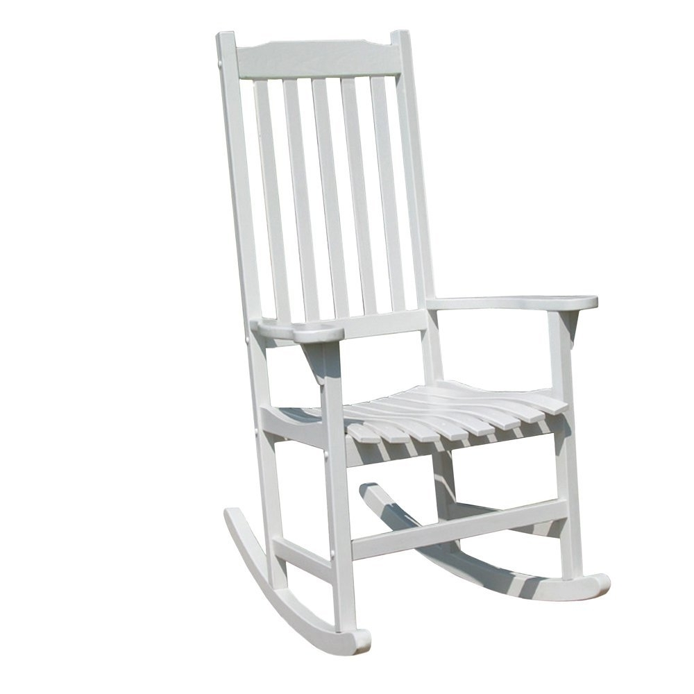 Famous Outdoor Vinyl Rocking Chairs Inside Livingroom : Spectacular Idea Rocking Chairs Lowes Outdoor Chair (View 4 of 20)