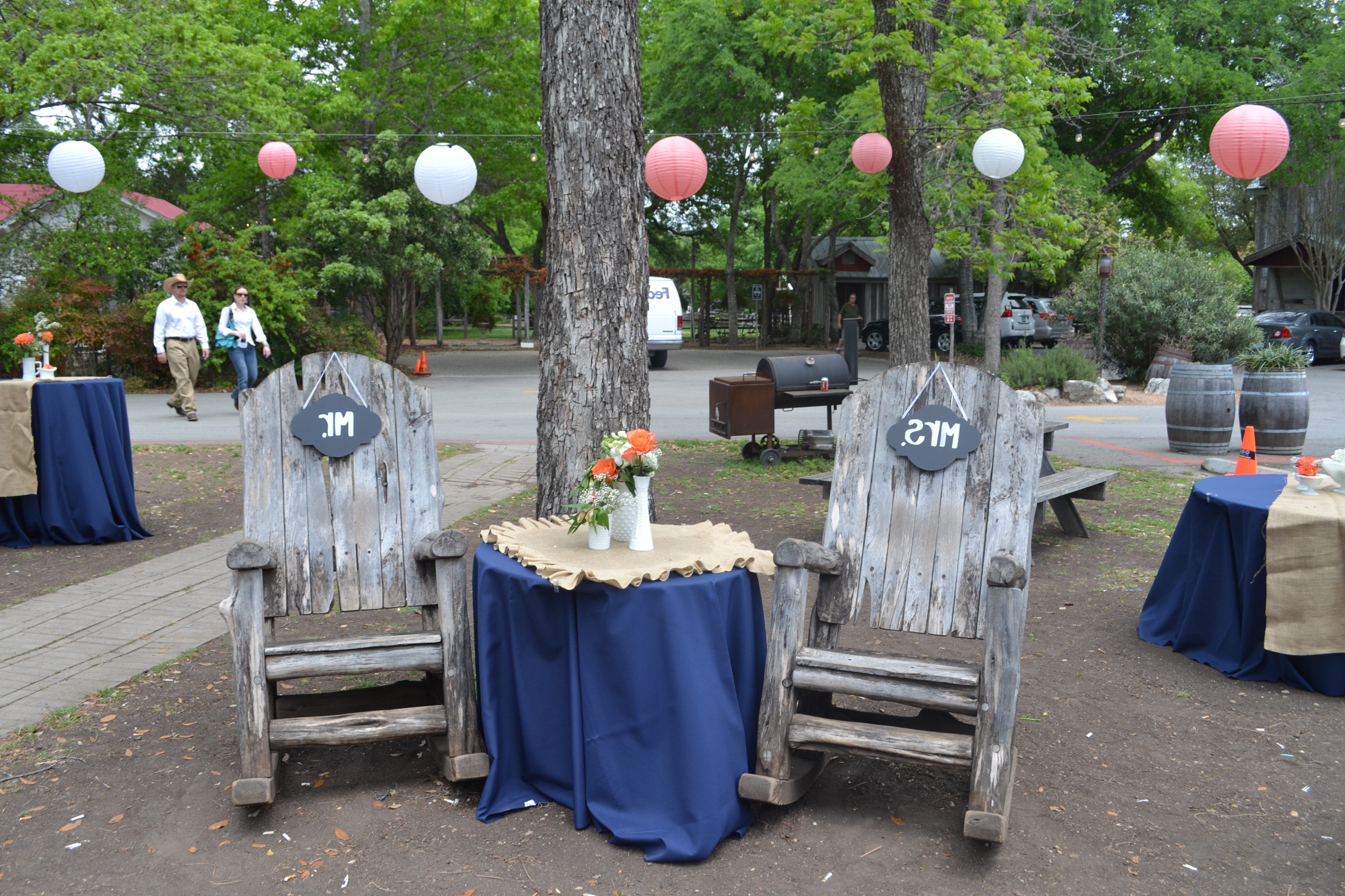 Famous Pretty Wedding Throughout Rocking Chairs At Roses (View 18 of 20)