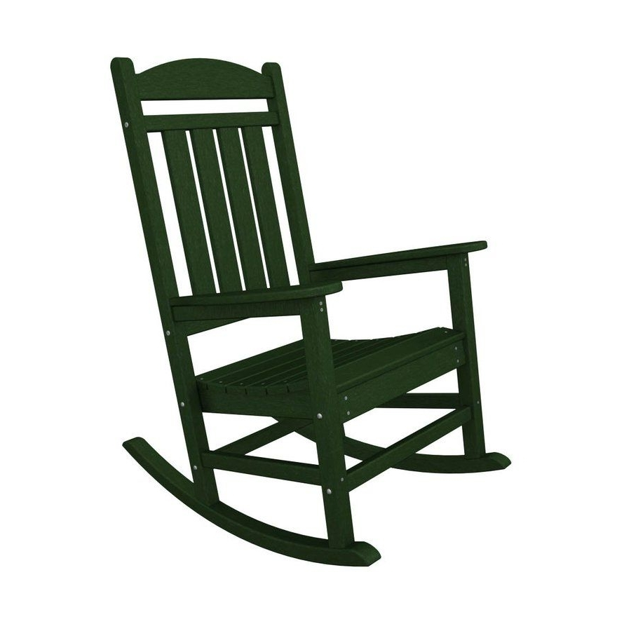 Famous Used Patio Furniture Plastic Patio Dining Sets Wicker Rocking Chair Intended For Used Patio Rocking Chairs (View 6 of 20)