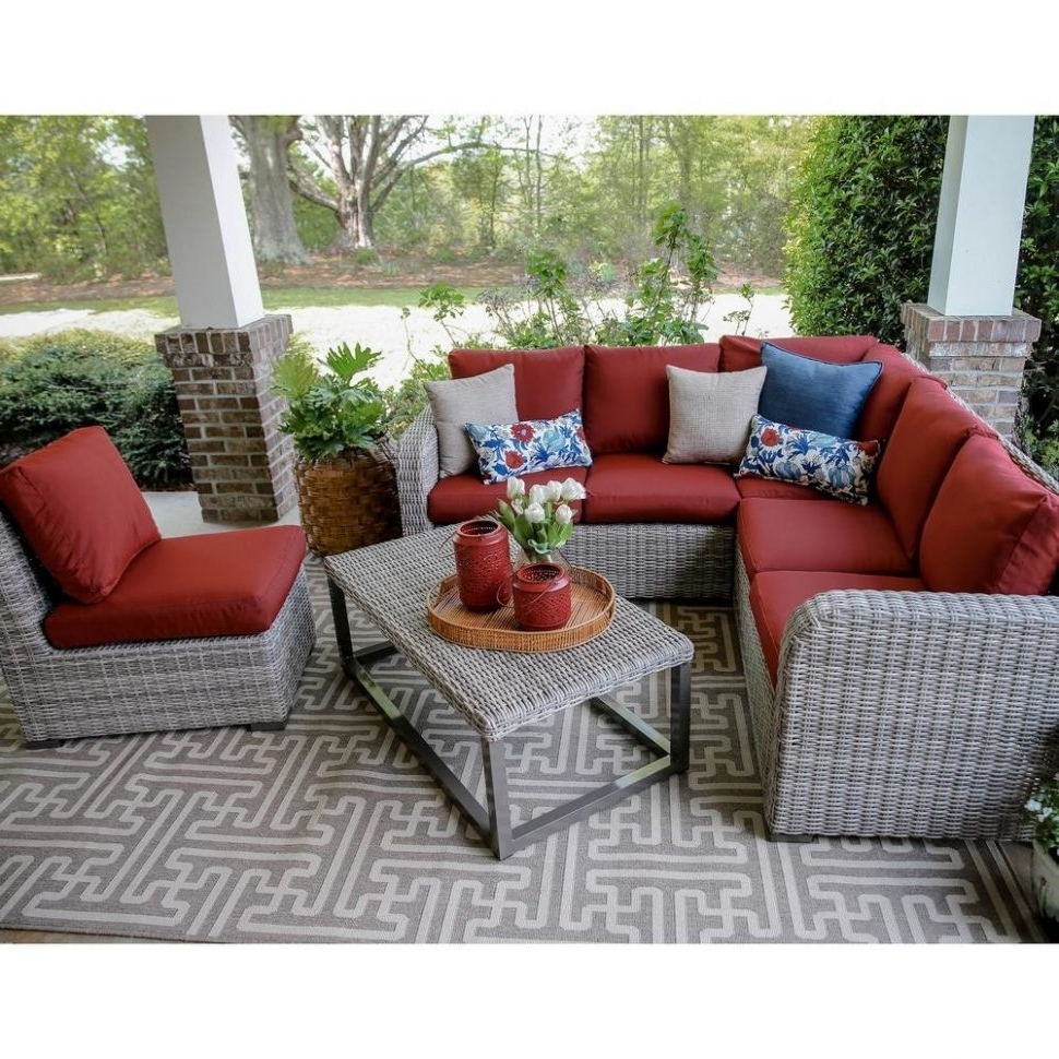 Famous Wayfair Outdoor Patio Conversation Sets Intended For Target Patio Furniture Conversation Sets Wayfair Patio Furniture (View 4 of 20)