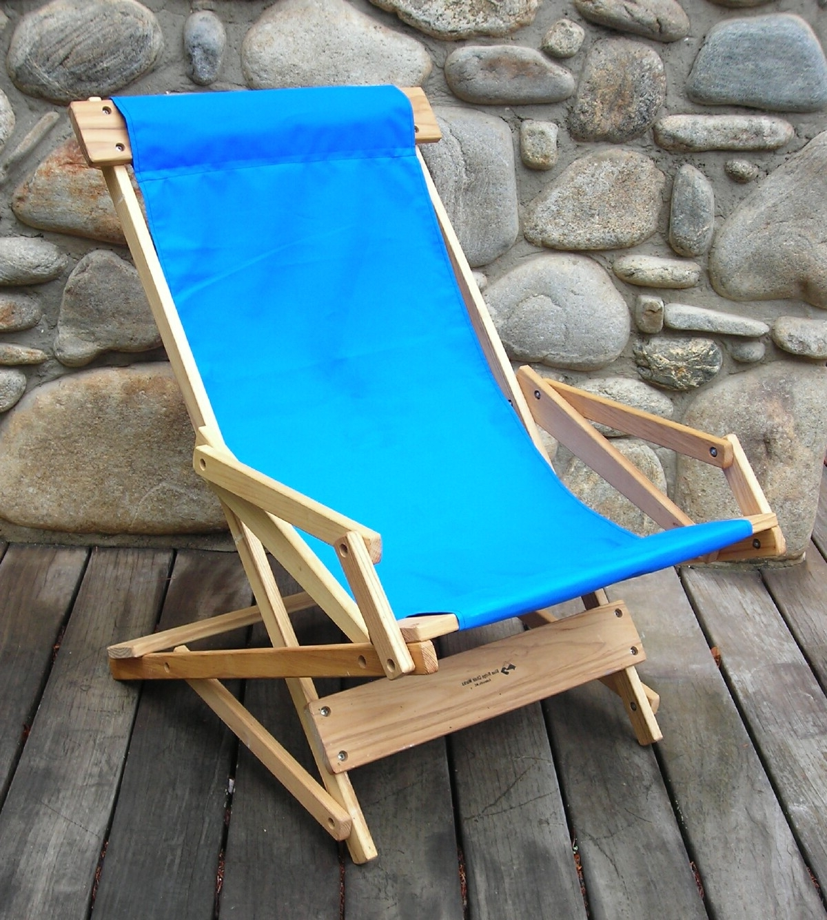 Famous Xl Rocking Chairs With Sling Recliner Rocking Chairblue Ridge Chair (View 17 of 20)