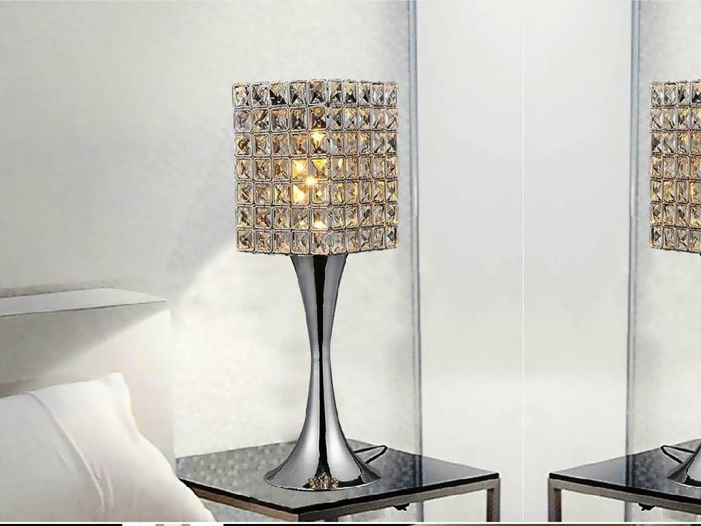 Fashionable Clear Table Lamps For Living Room With Regard To Unique Clear Glass Table Lamp — Eflyg Beds : Holmegaard Clear Glass (View 6 of 20)
