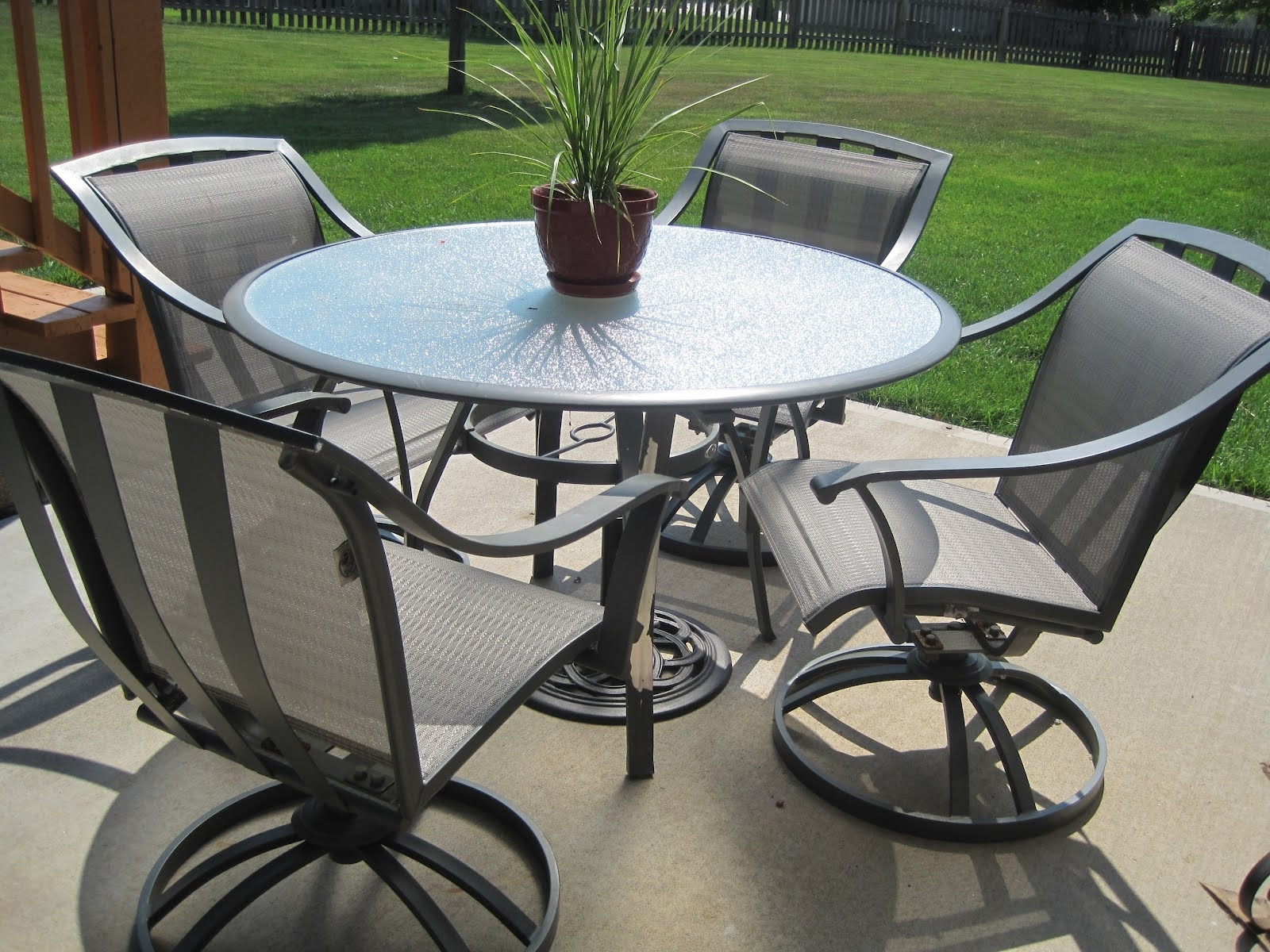 Fashionable Hampton Bay Rocking Patio Chairs Intended For Mesh Sling Patio Chair Cheap Plastic Outdoor Chairs Outdoor Chair (View 3 of 20)