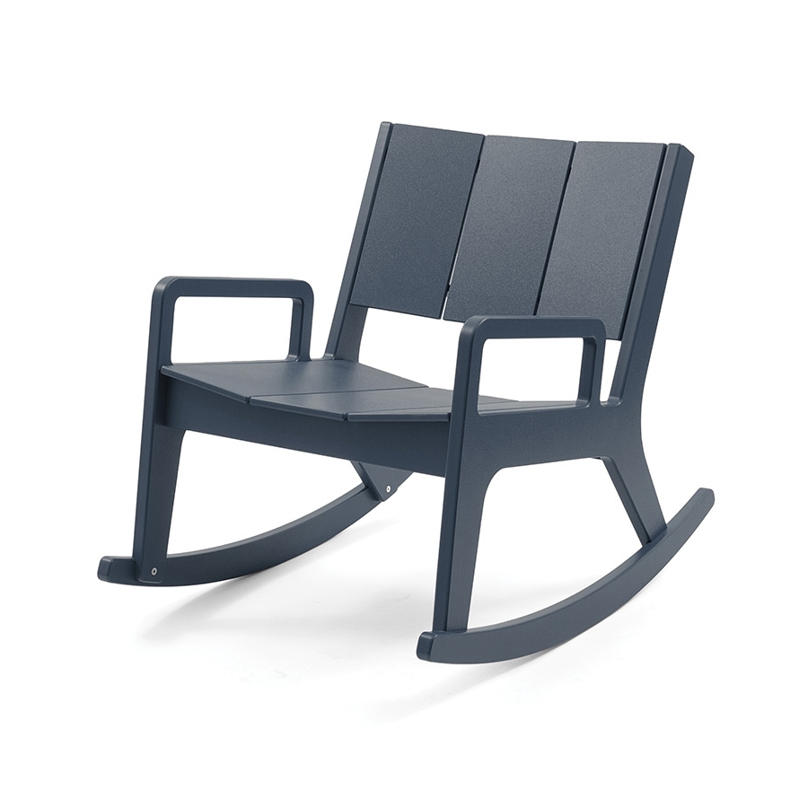 Fashionable Modern Patio Rocking Chairs In Modern Patio Rocking Chair (View 4 of 20)