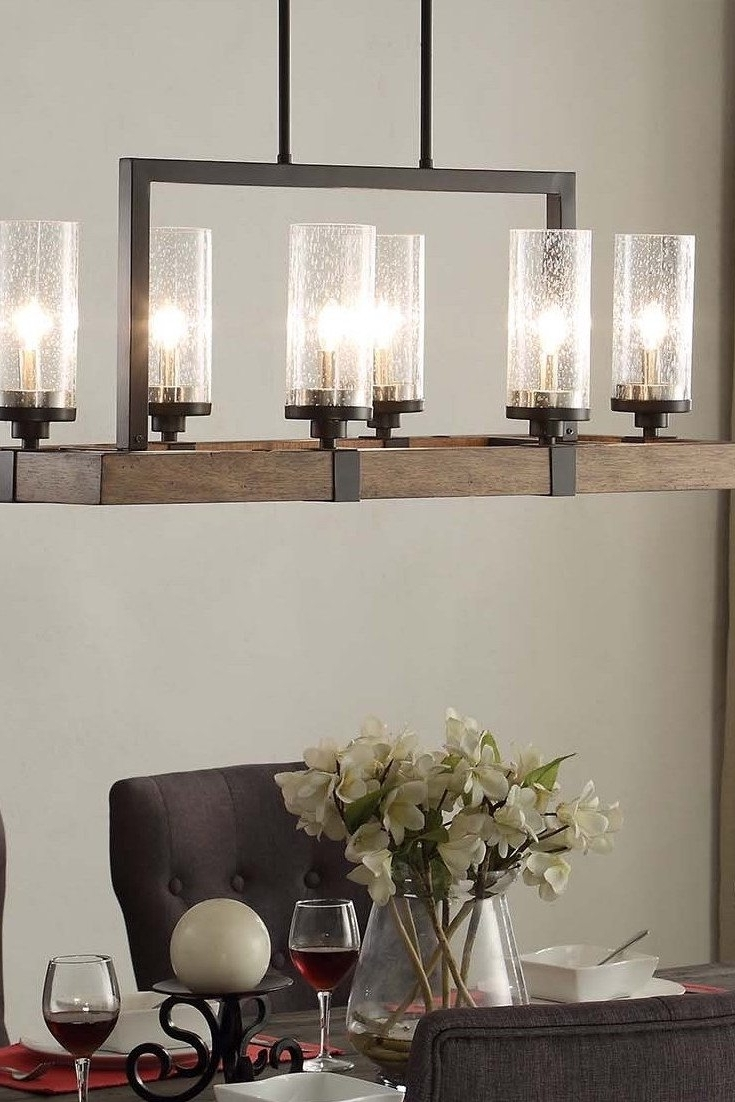 Fashionable Overstock Living Room Table Lamps Intended For Top 6 Light Fixtures For A Glowing Dining Room – Overstock (View 4 of 20)