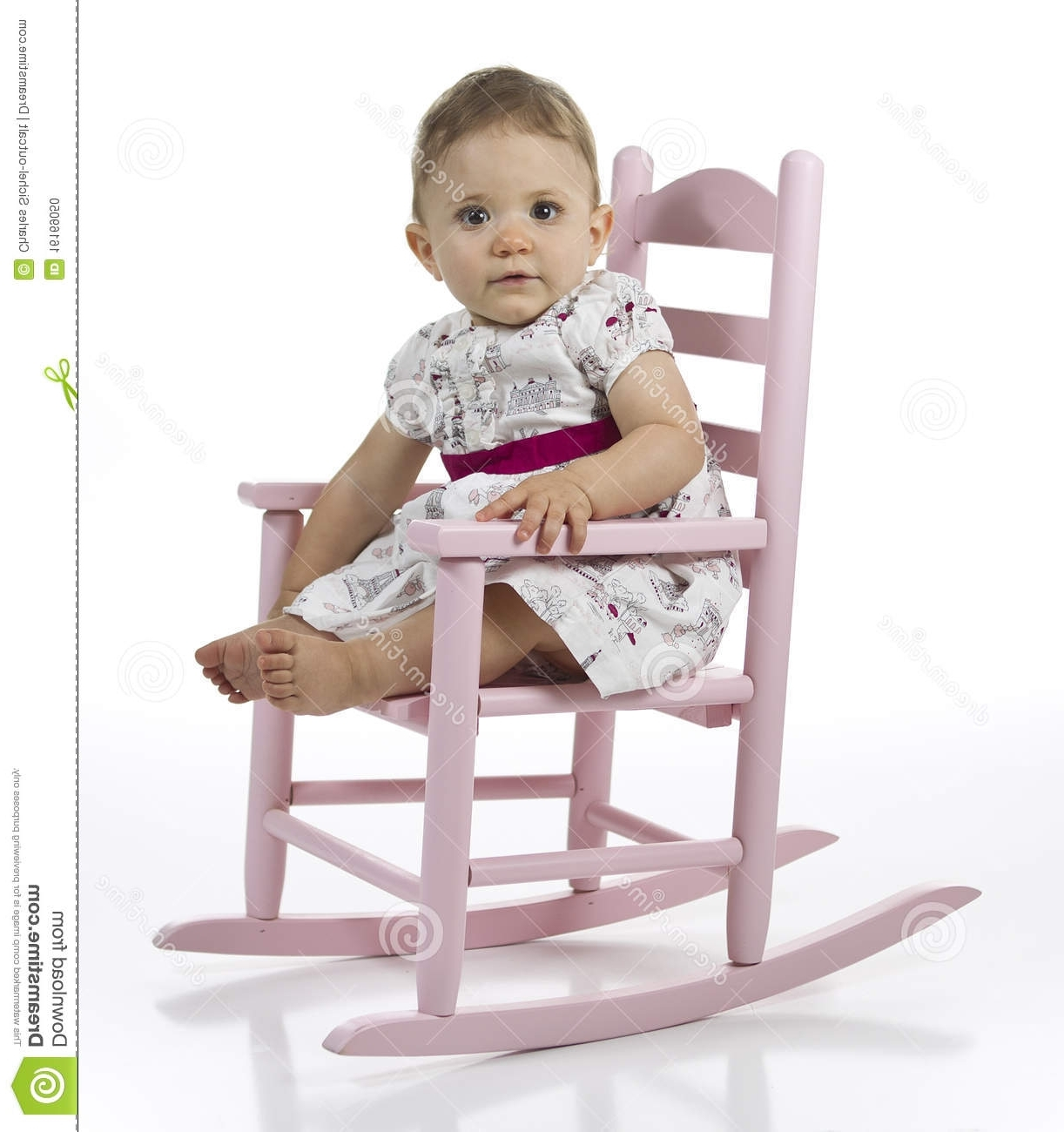 Fashionable Rocking Chairs For Babies Within Wonderful Baby Rocking Chair For Your Outdoor Furniture With (View 13 of 20)