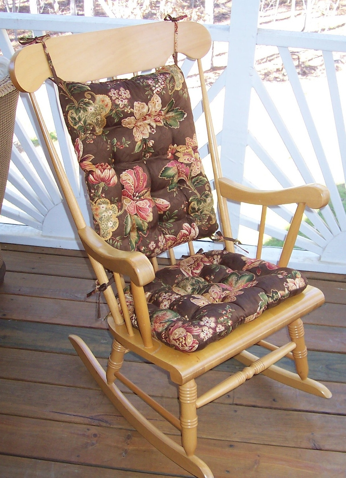 Fashionable Rocking Chairs With Cushions Inside Rocking Chair Cushion Sets And More – Clearance!! (View 10 of 20)