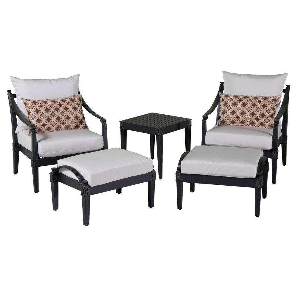 Fashionable Rst Brands Patio Conversation Sets Op Alclb5 Ast Mor K 64 1000 For Patio Conversation Sets With Ottoman (View 20 of 20)