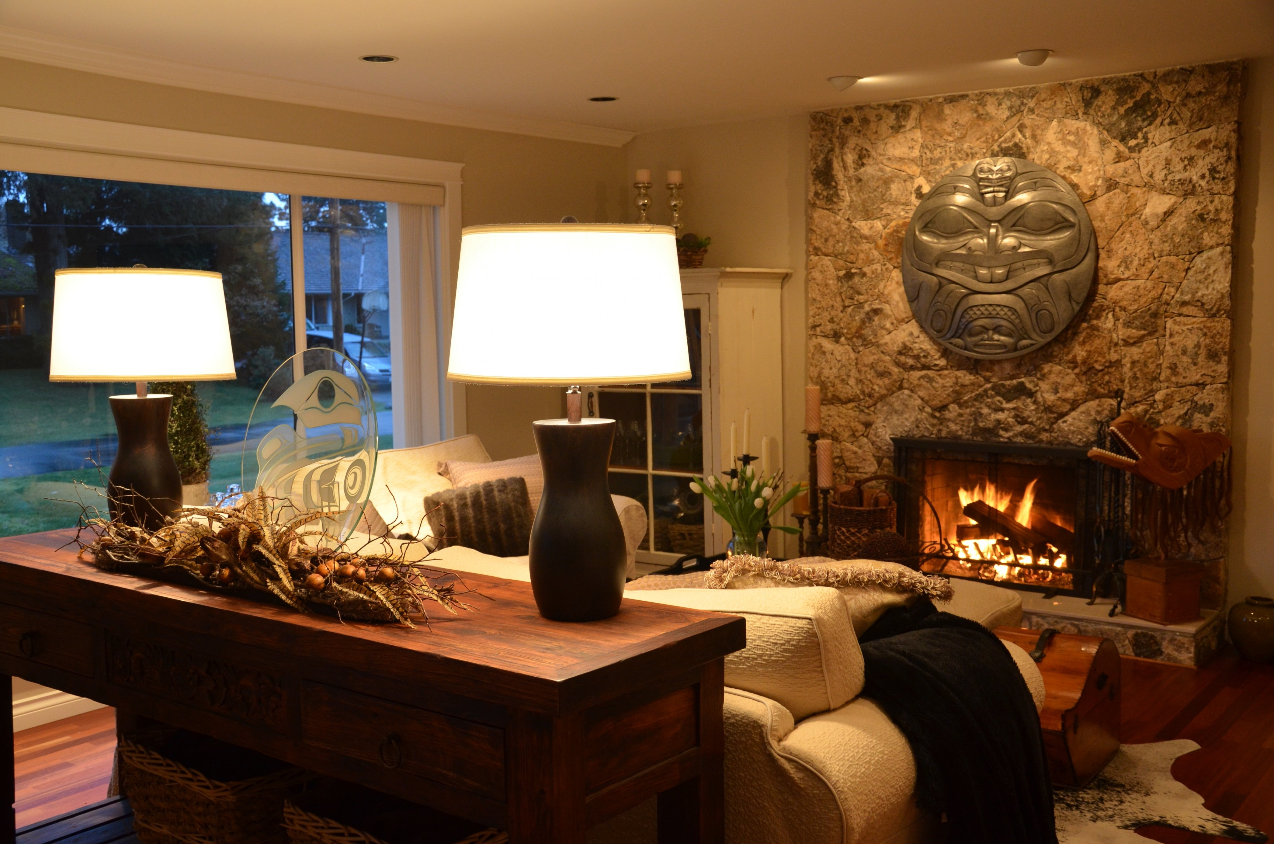 Fashionable Rustic Living Room Table Lamps Pertaining To Rustic Living Room Table Lamps (View 3 of 20)