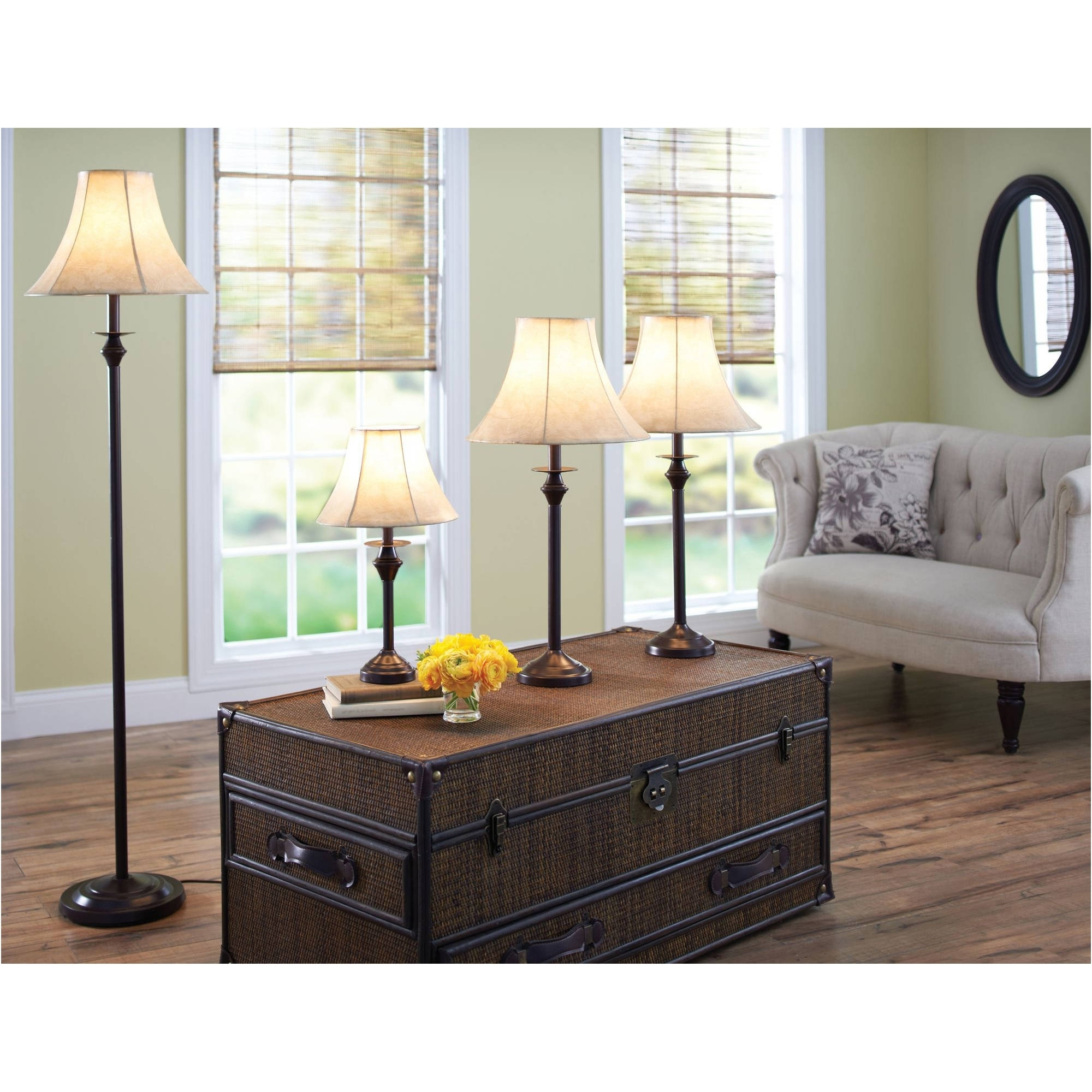 Fashionable Walmart Desk Fan Design Ideas On Perfect The Best 100 Bronze Table Intended For Walmart Living Room Table Lamps (View 4 of 20)