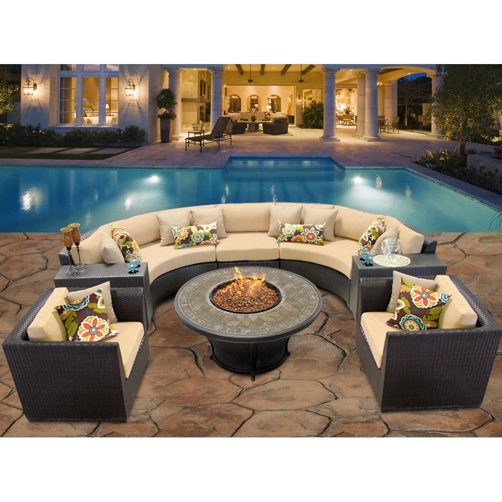 Fashionable Wayfair Outdoor Patio Conversation Sets With Regard To Shop Wayfair For Wicker Patio Conversation Sets To Match Every Style (View 5 of 20)