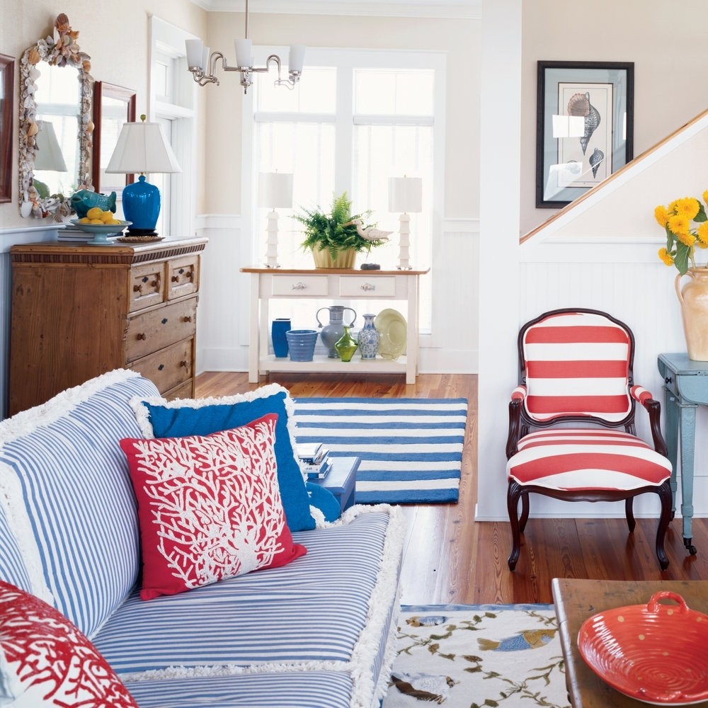 Favorite Extraordinary Home Lighting Especially Beach House Color Ideas With Regard To Coastal Living Room Table Lamps (View 12 of 20)