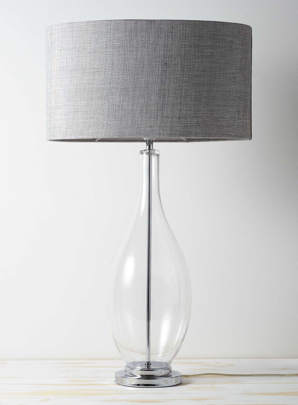 Favorite Fabulous Tall Glass Table Lamp 6 Astonishing Lamps U Design Pretty Intended For Tall Table Lamps For Living Room (View 5 of 20)