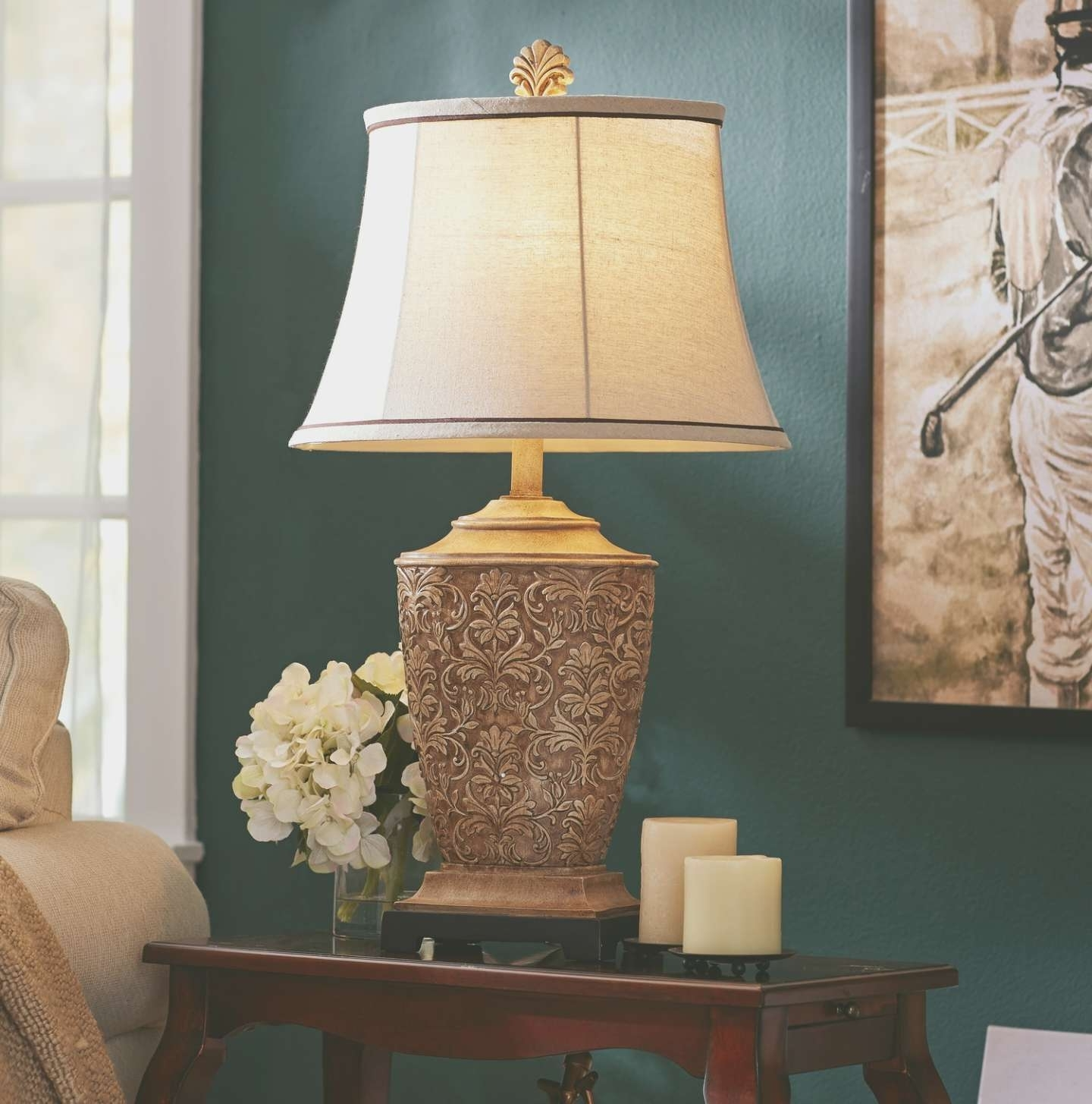 Favorite Living Room Table Lamps At Target With Living Room Table Lamps Target Tall Living Room Lamps Table Lamp (View 4 of 20)