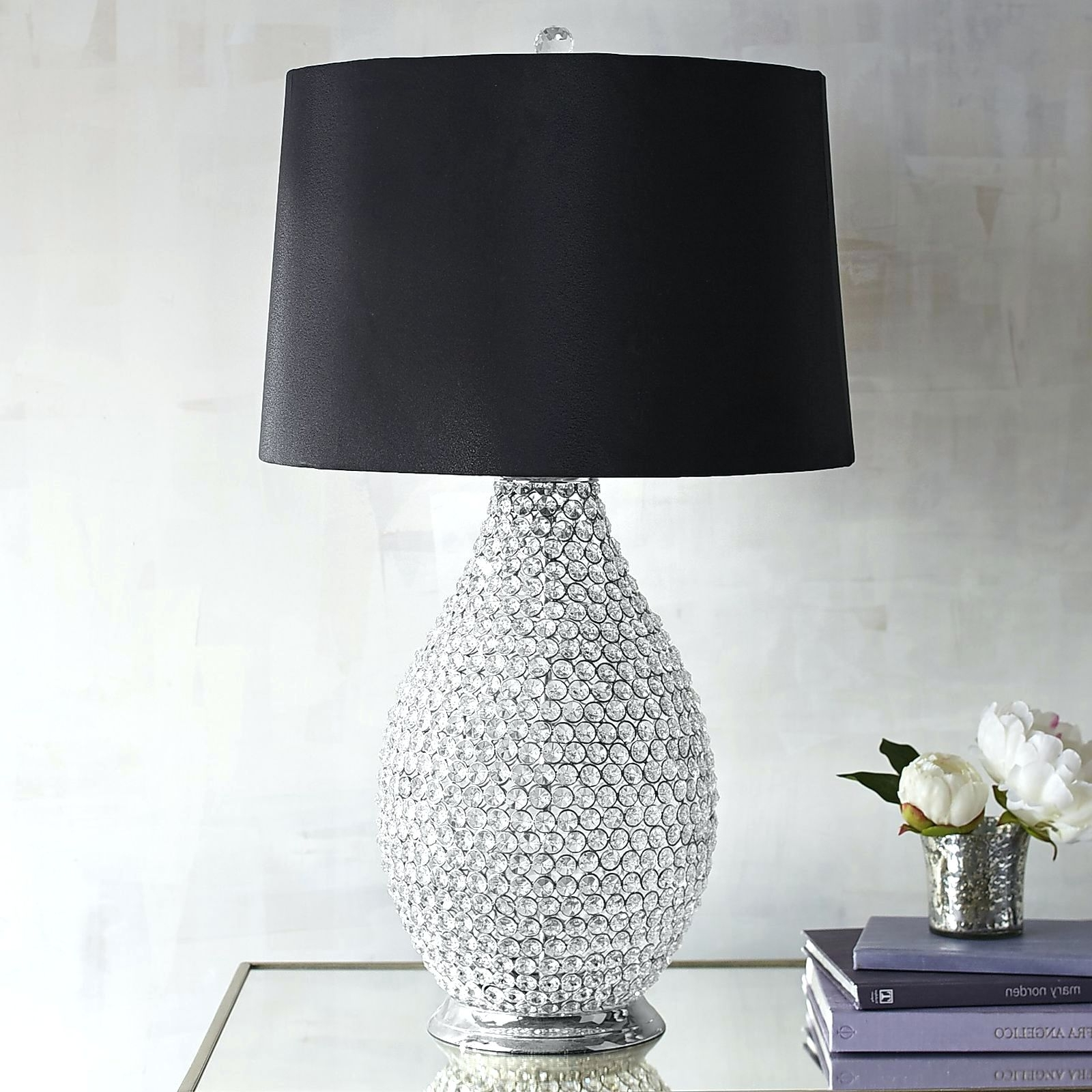 Favorite White Living Room Table Lamps For End Tables : Table Lamps For Living Room In Good Comely White Living (View 5 of 20)