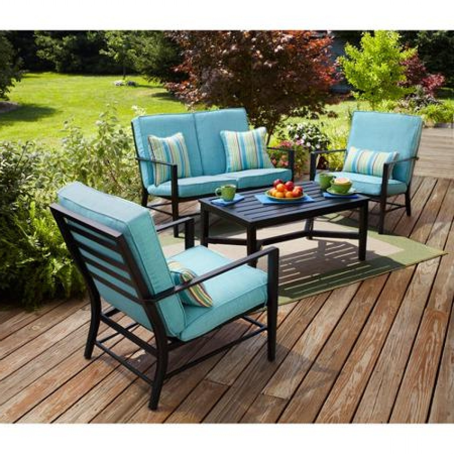 Fire Pit Table Set Clearance Patio Conversation Sets Walmart Patio Inside Fashionable Patio Conversation Sets Under (View 12 of 20)