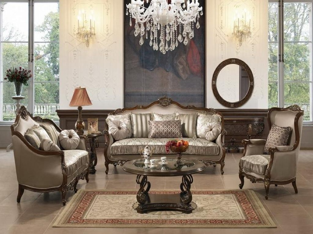 Formal Living Room Furniture And Wall Lights With Chandelier Also With Regard To Most Recently Released Formal Living Room Table Lamps (View 3 of 20)
