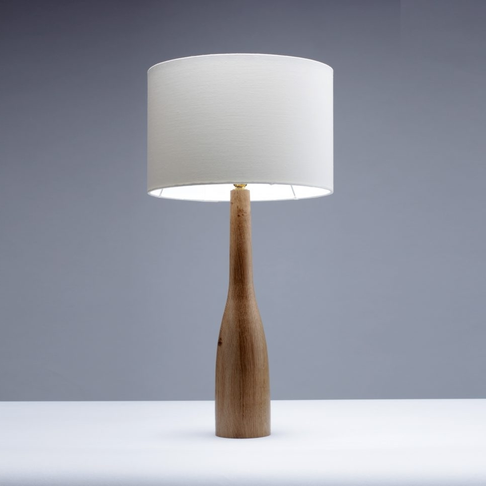 Furniture : Wood Table Lamps Living Room Ebay Wooden For Bedroom Pertaining To Best And Newest Table Lamps For Living Room At Ebay (View 5 of 20)