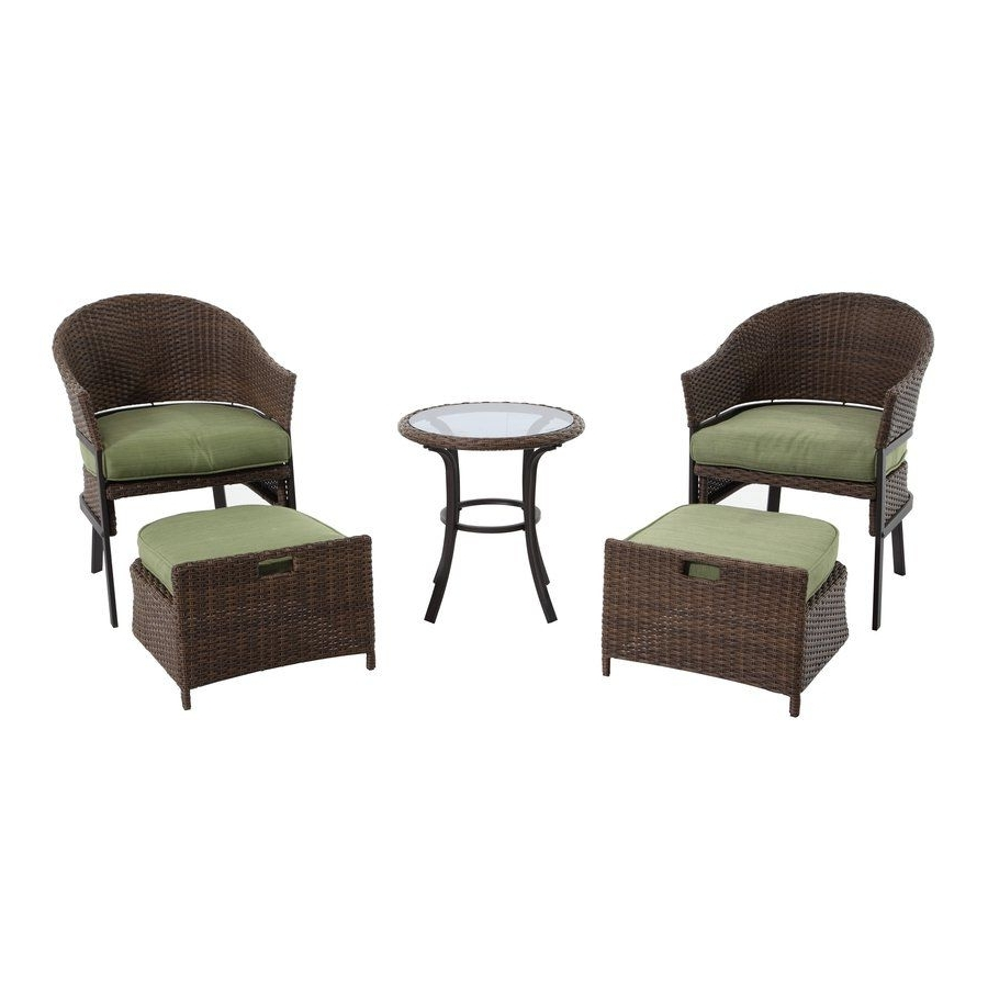 Featured Photo of Garden Treasures Patio Conversation Sets