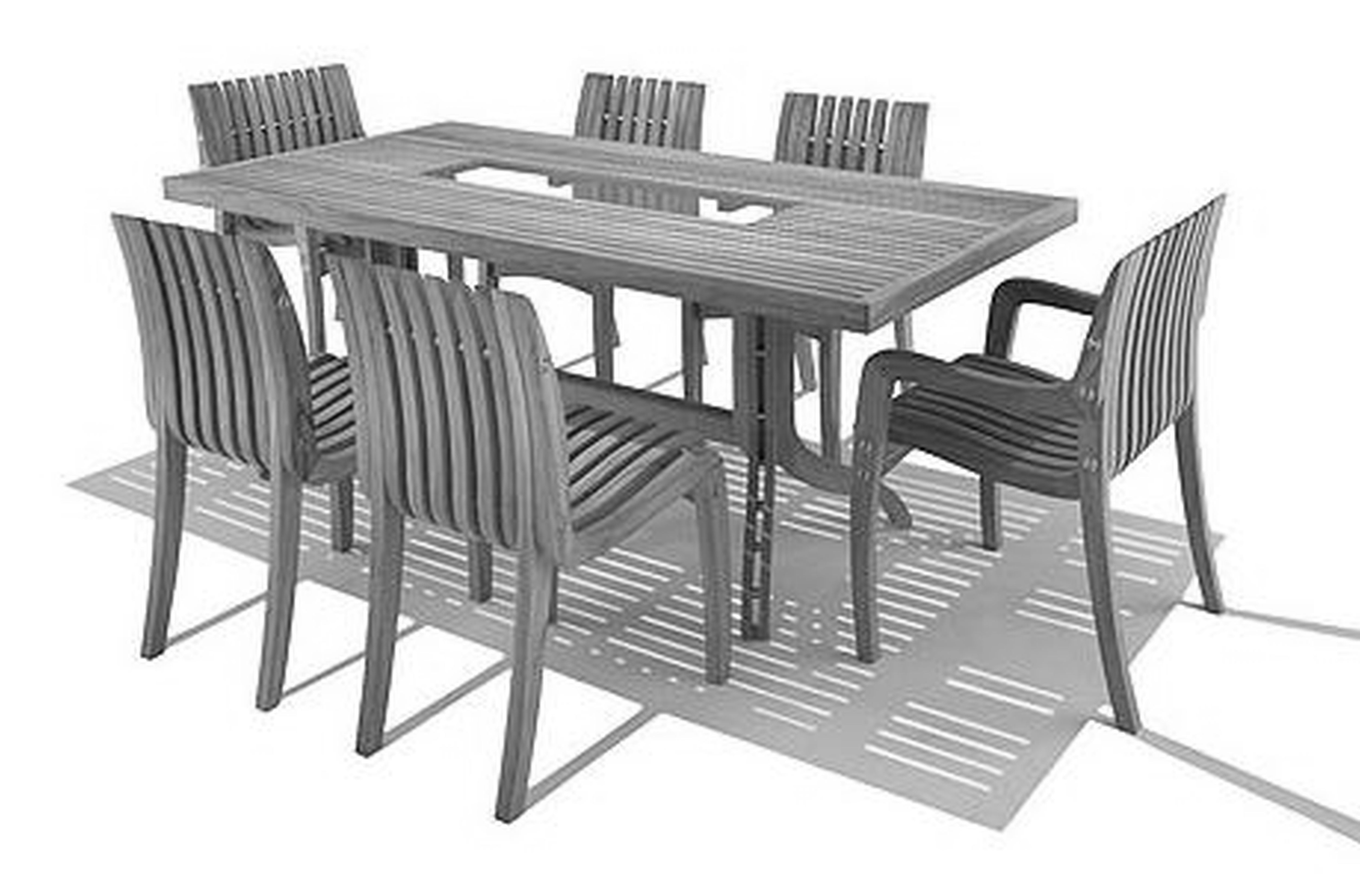 Gray Patio Conversation Sets In Best And Newest Grey Patio Furniture – Darcylea Design (View 7 of 20)