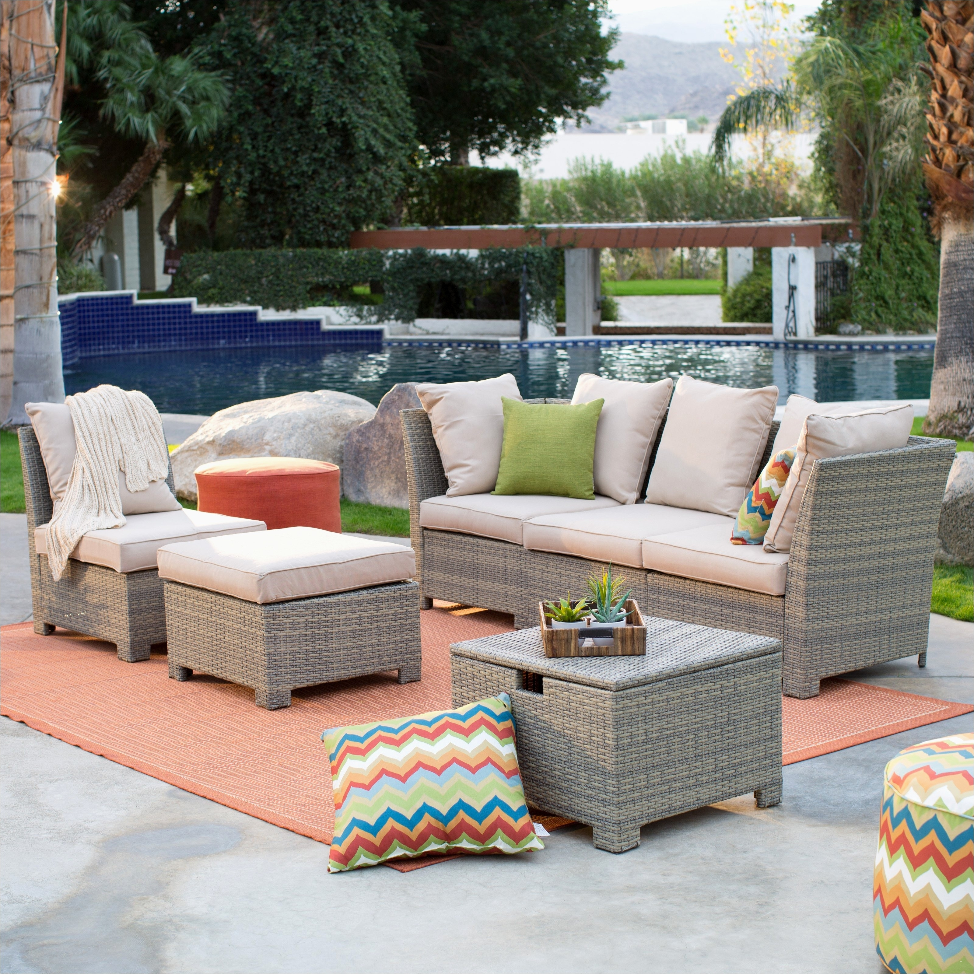 Great Conversation Sets Patio Furniture Clearance Throughout 2018 Outdoor Patio Furniture Conversation Sets (View 8 of 20)