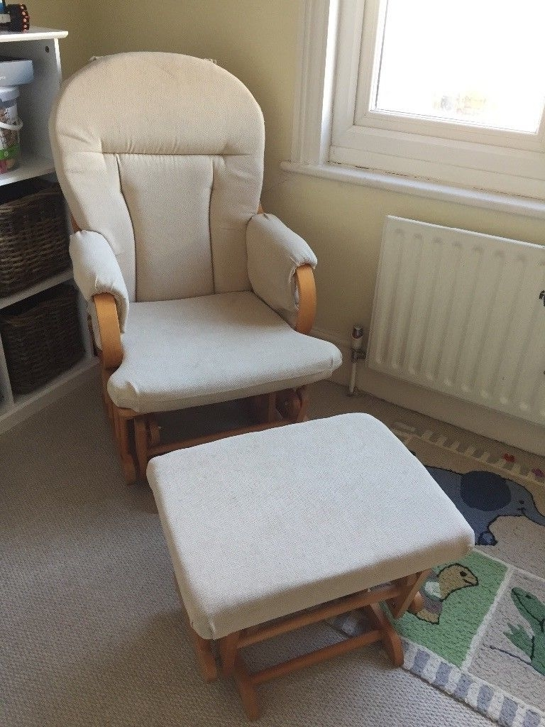 Gumtree With Regard To Preferred Rocking Chairs With Footstool (Gallery 20 of 20)