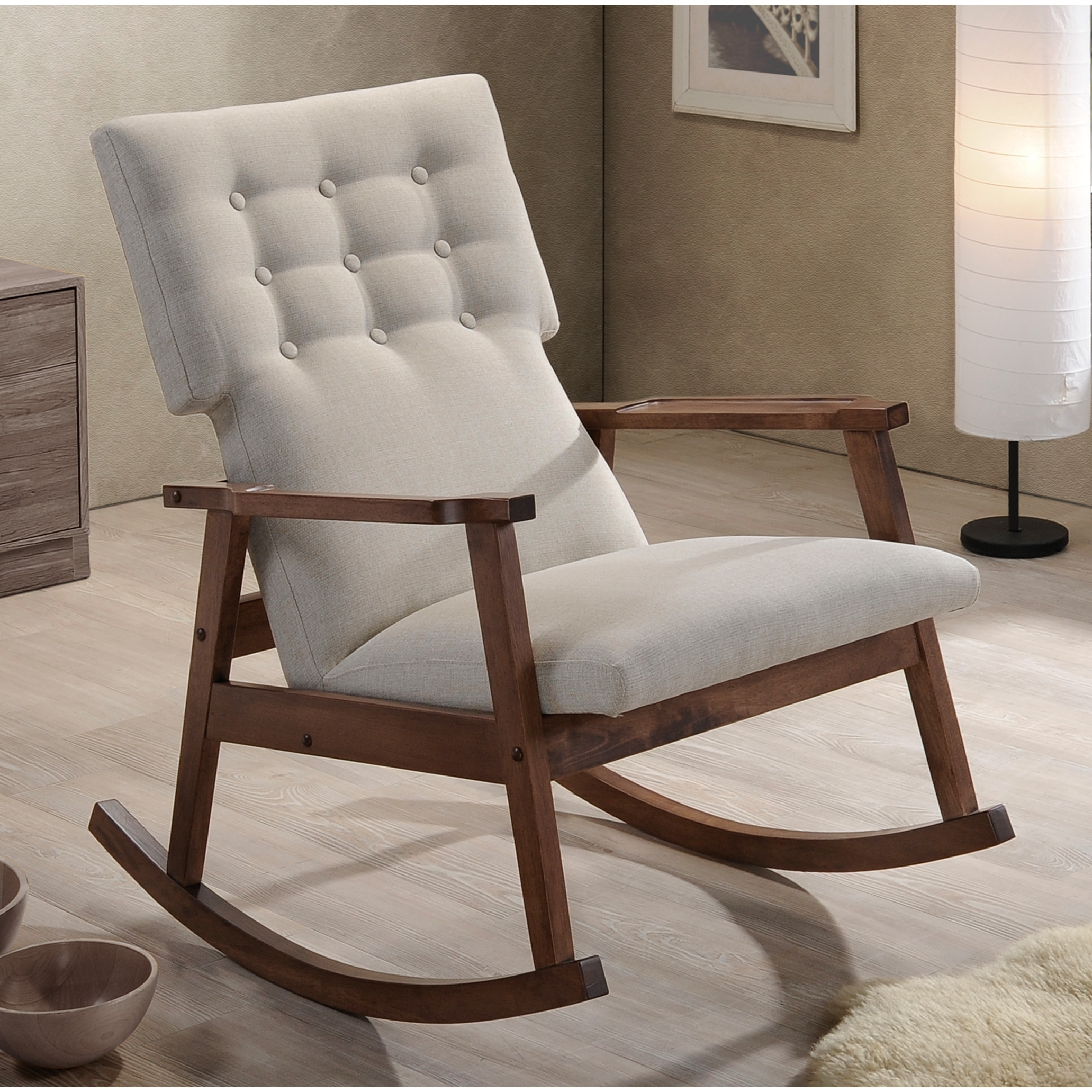 High Back Rocking Chairs Pertaining To Widely Used High Back Rocking Chair – Modern Chairs Quality Interior  (View 11 of 20)