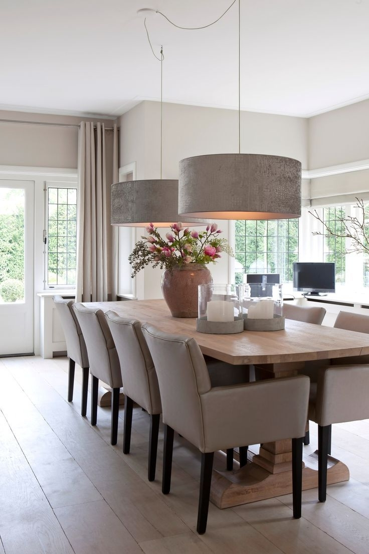 Houzz Living Room Table Lamps Throughout Preferred Dining Room Light Fixtures Traditional Lowes Light Fixtures Dining (View 8 of 20)