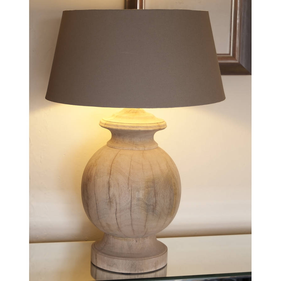 Impressive Modern Table Lamps For Living Room 14 Brown Regarding Well Known Modern Table Lamps For Living Room (Gallery 1 of 20)