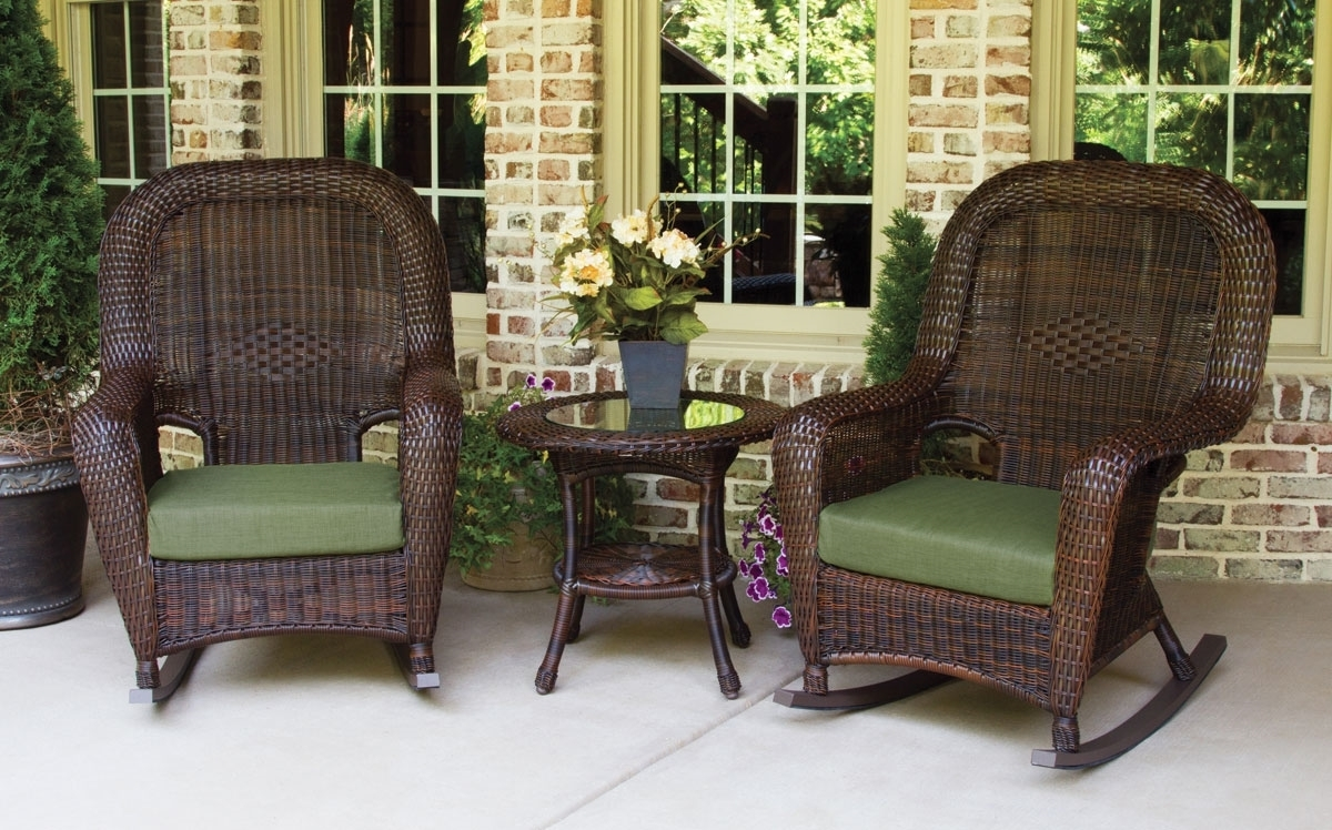 Ims Chair – Kevinjohnsonformayor Pertaining To Most Current Wicker Rocking Chairs For Outdoors (View 7 of 20)