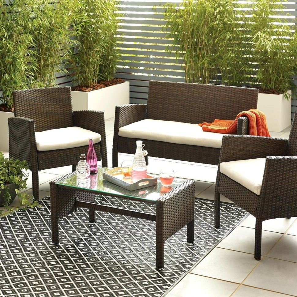 Indoor Conversation Sets Target Patio Furniture Patio Conversation In Trendy Patio Conversation Sets At Target (View 5 of 20)