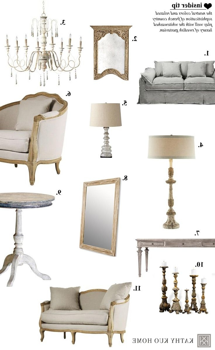 Interior Design For Country Table Lamps Living Room At French Intended For Favorite Country Living Room Table Lamps (View 11 of 20)