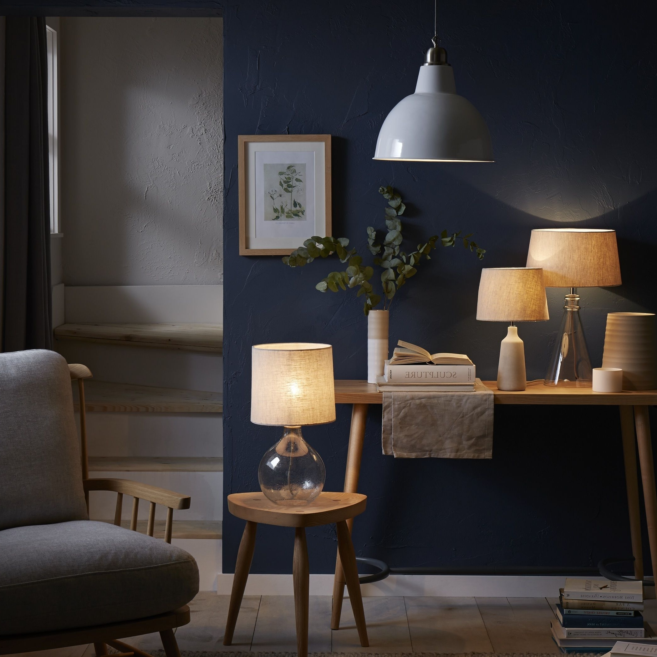 John Lewis Have A Number Of Natural Wood And Glass Lighting Designs Pertaining To Well Known John Lewis Living Room Table Lamps (View 6 of 20)