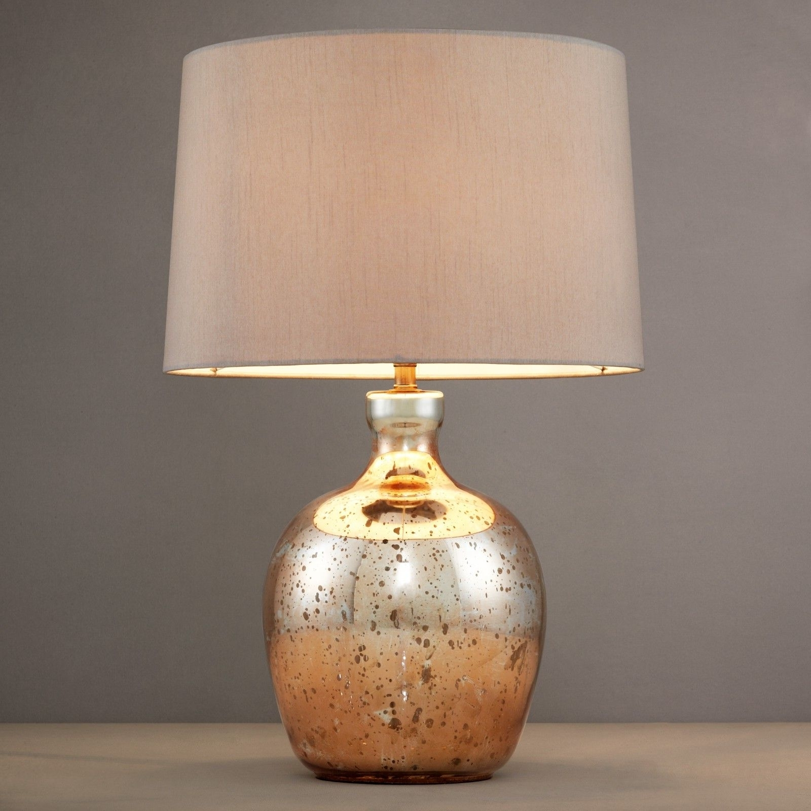 John Lewis Tabitha Copper Table Lamp (View 19 of 20)
