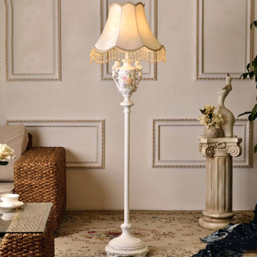 Lamp : Country Style Table Lamps Awesome Fantastic Standing Elegant With Regard To 2018 Country Style Living Room Table Lamps (View 3 of 20)